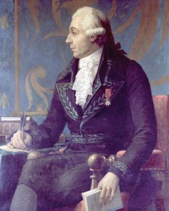 Pierre Mechain. French astronomer and surveyor.
